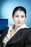 企业职业妇女 免版税库存照片