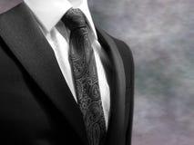 企业聪明的诉讼 免版税库存图片