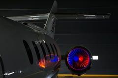 企业航空 免版税库存照片