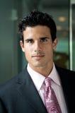 企业英俊的人二十 免版税库存图片