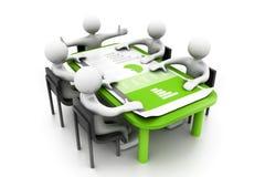 企业规划 免版税图库摄影