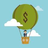 企业象设计 免版税库存图片