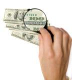 企业财务全球货币问题 免版税库存图片