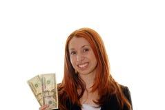 企业货币 免版税图库摄影