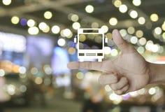 企业运输服务概念 图库摄影