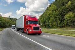 企业运输 免版税库存图片