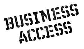 企业通入不加考虑表赞同的人 免版税库存照片