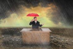企业销售赢利事业营销 库存图片