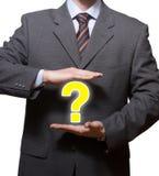 企业问题 免版税图库摄影