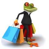 企业青蛙 库存例证