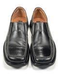 企业鞋子 库存照片
