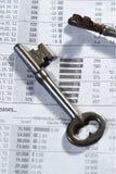 企业财务 免版税图库摄影