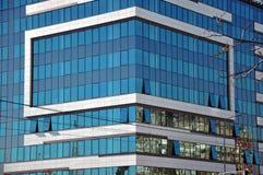 企业玻璃大厦 库存照片
