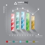 企业介绍的图表 库存图片