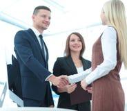 企业businessoffer关闭交易每极大可能招呼现有量震动对二工作的其他人员 库存图片