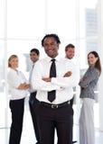 企业co挂名负责人常设工作者 库存照片
