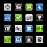 企业gelbox办公室系列 免版税图库摄影
