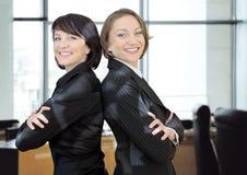 企业gutes办公室小组 免版税库存照片
