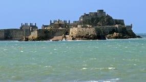 伊丽莎白城堡泽西 免版税库存照片