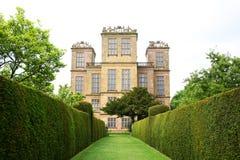 伊丽莎白女王的庄园 免版税库存图片