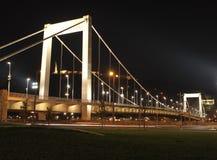 伊丽莎白桥梁 免版税图库摄影