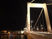 伊丽莎白桥梁 免版税库存图片