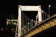 伊丽莎白桥梁 库存照片