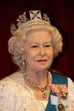伊丽莎白ii女王/王后 免版税库存图片