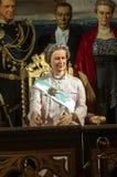 伊丽莎白ii女王/王后 库存照片