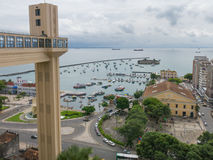 巴伊亚巴西de萨尔瓦多 免版税库存图片