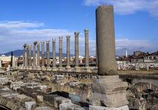 伊兹密尔集市古城 库存图片