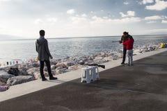 伊兹密尔,土耳其 免版税图库摄影