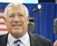 伊利诺伊的州长, Pat昆因 免版税图库摄影