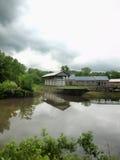 伊利运河 库存图片