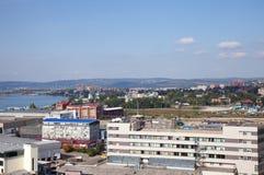 伊尔库次克俄国 免版税库存照片