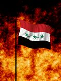 伊拉克战争 库存照片
