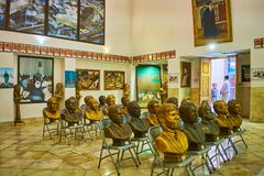 伊斯兰共和党,德黑兰的受难者 库存图片