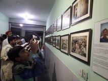 伊斯兰教的信息画廊 库存照片