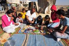 伊斯兰教的假日-牺牲的宴餐 免版税图库摄影