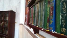 伊斯兰教的古兰经 免版税图库摄影