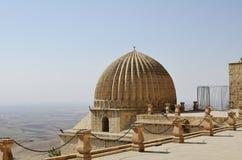 伊斯兰教的圆顶 图库摄影
