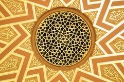 伊斯兰教的圆顶 库存图片