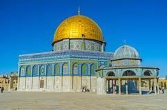 伊斯兰教的圣地 免版税库存照片