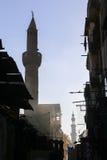 伊斯兰教的地方老开罗,埃及 库存图片