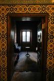伊斯兰教的宫殿-开罗,埃及 免版税图库摄影