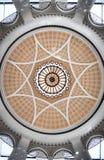 伊斯兰教的建筑学圆顶 免版税库存图片