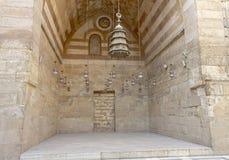 伊斯兰教的开罗 免版税库存照片