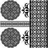伊斯兰教的样式 免版税图库摄影
