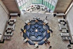 伊斯兰教的艺术博物馆在卡塔尔,多哈 免版税库存图片