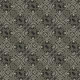 伊斯兰教的蔓藤花纹装饰样式 免版税库存图片